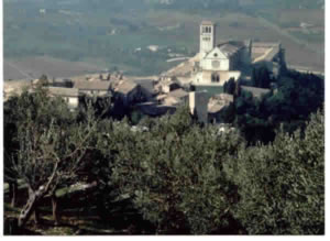 Assisi:_ Basilica di San Francesco