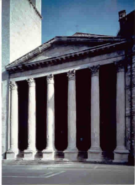 Assisi Tempio Minerva