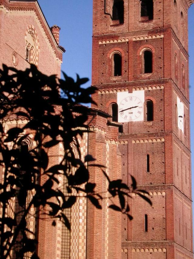 Asti, Cattedrale - foto Vittorio Ubertone