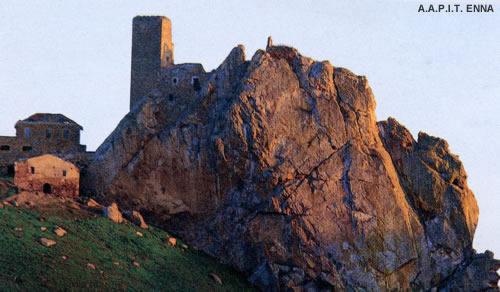 Castello di Pietratagliata - A.A.P.I.T. ENNA