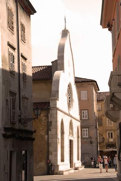 Duomo di Muggia - foto Maurizio Valdemarin