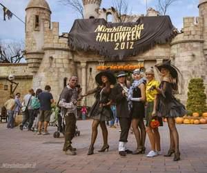 Halloween ingresso di Mirabilandia