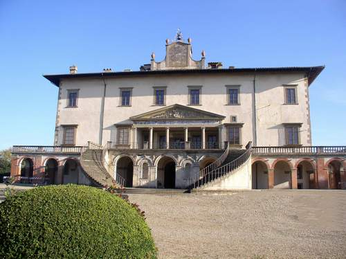 Villa Medicea Poggio Caiano (PO)