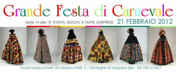 Ai Musei Mazzucchelli di Ciliverghe di Mazzano (BS) due ...