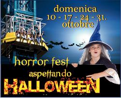 Halloween al Cavallino Matto di Donoratico