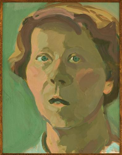 Maria Lassnig - Woman Power