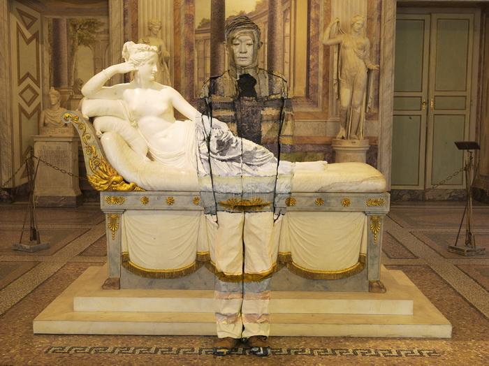 Paolina Borghese Bonaparte, Galleria Borghese, Roma