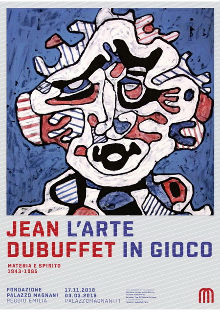 Dubuffet Poster Solario 724x1024