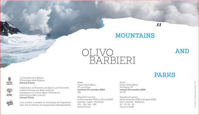 Olivo Barbieri - Mountains and Parks