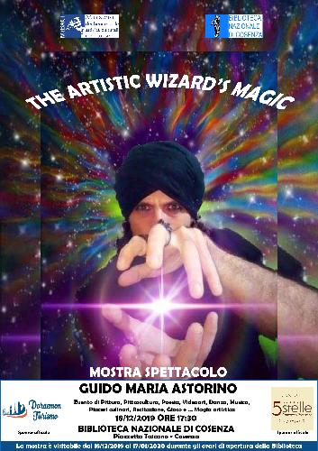 The Artistic Wizards Magic