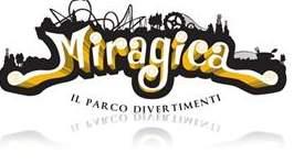 Logo parco a tema Miragica
