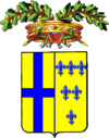 パルマ県の紋章