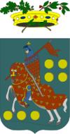 プラト県の紋章