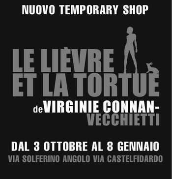 Temporary Shop Le Lièvre et la Tortue a Milano