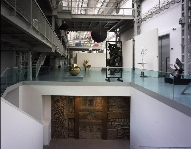 Museo fondazione arnaldo pomodoro milano for Fondazione arnaldo pomodoro