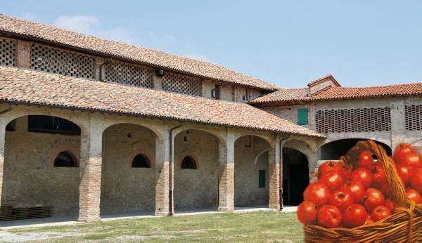 Museo del Pomodoro - Collecchio (PR) - Esterno (Foto L. Galloni) - Foto