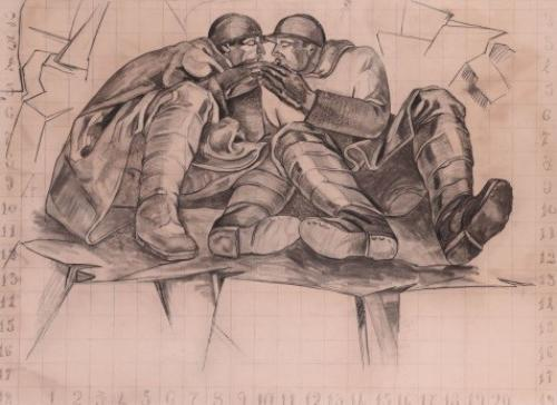 La memoria della guerra - Antonio G. Santagata e la ...