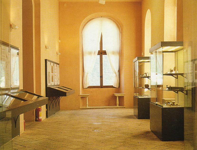 Vestibolo - Museo Archeologico Fossombrone (PU)