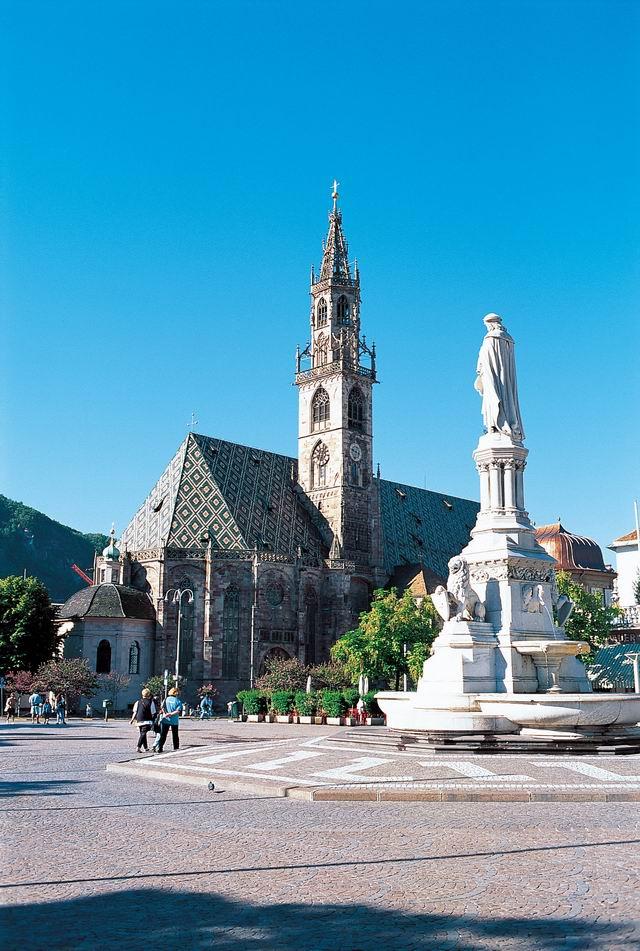 Guida alla città di Bolzano