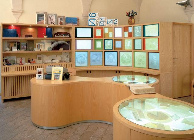 Museo della Carta e della Filigrana: Bookshop (Fabriano - AN)