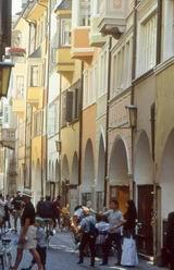 Bolzano shopping