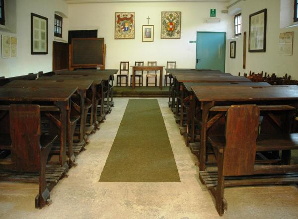 Museo della Civiltà Contadina di Aiello, Udine - Un'Aula