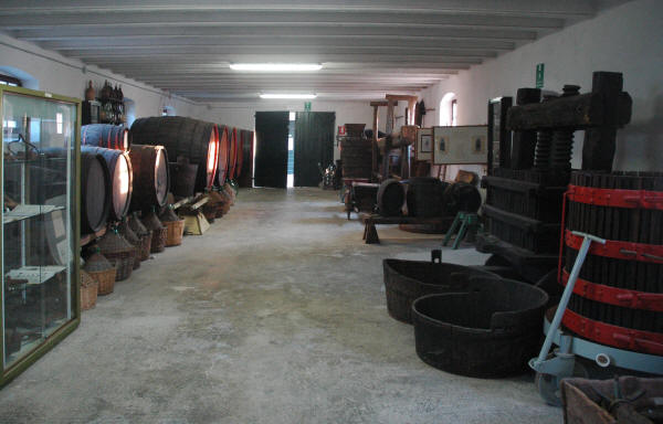 Museo della Civiltà Contadina di Aiello, Udine - L'Olio