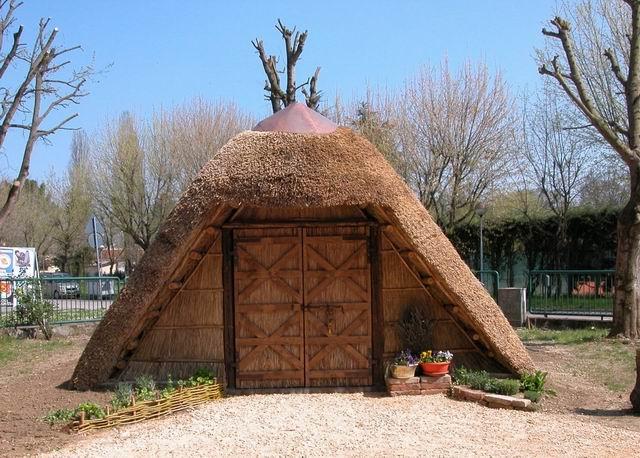Ecomuseo della Civiltà Palustre - Capanna