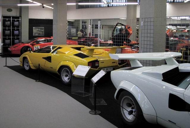 Museo dell'Auto - Lamborghini nel segno del Toro