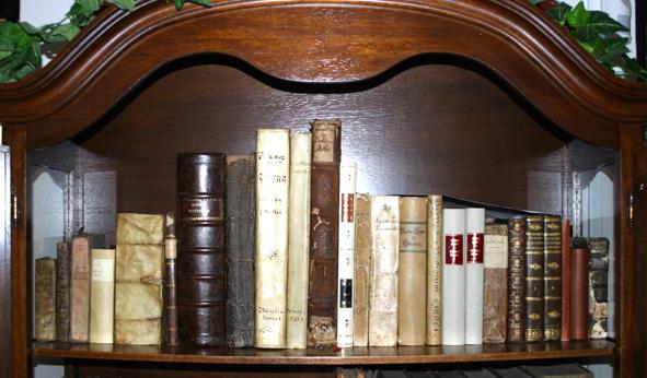 Libri Antichi - Farmamuseo