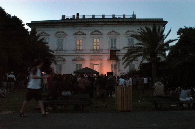 Mumù-musica nei musei 2004, foto di Matteo Fontana - Museo d'Arte Contemporanea di Villa Croce