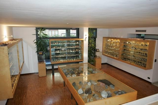 Museo Mineralogico Campano - Fondazone Discepolo