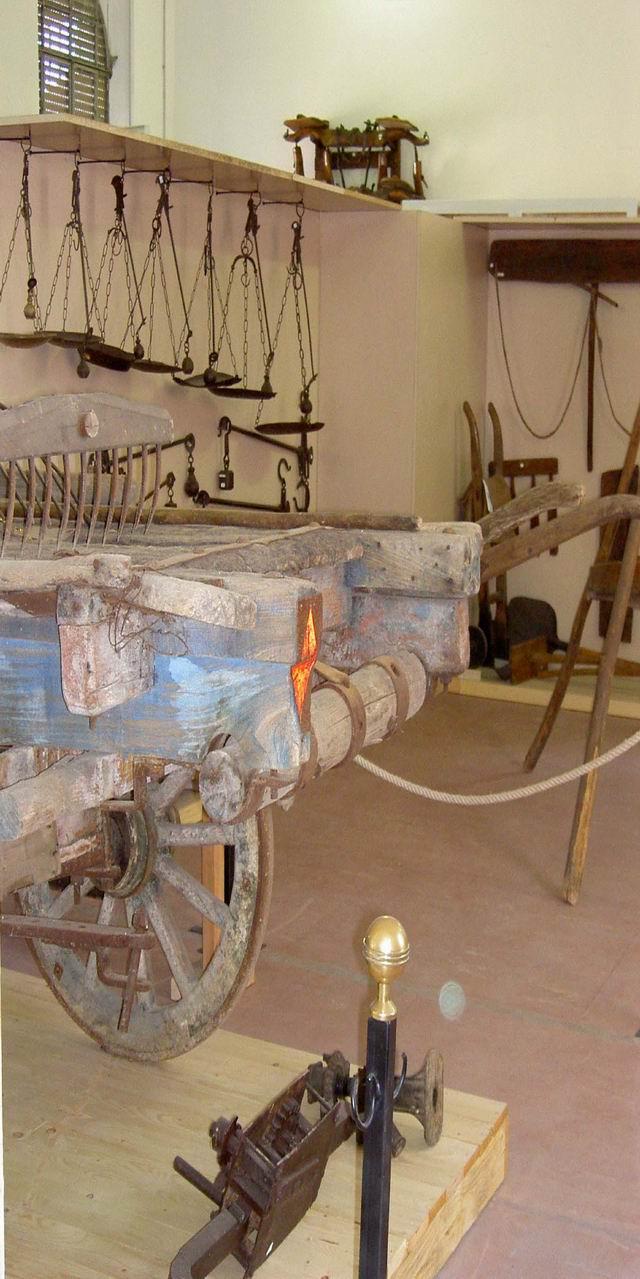 Museo del Contadino (Santa Cristina e Bissone - PV)
