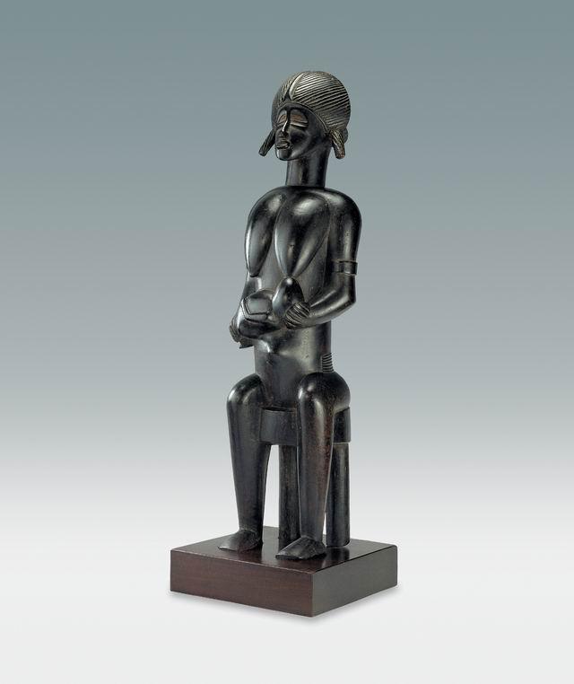 Museo Africano Urgnano (BG): statuetta