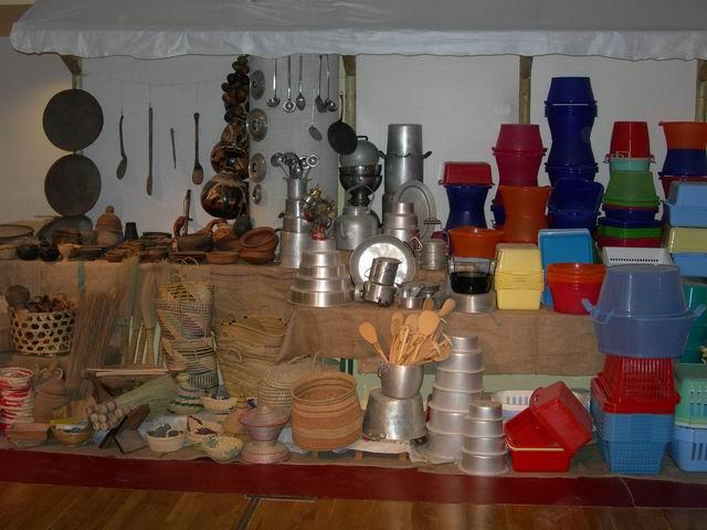 Museo Africano Urgnano (BG): Utensili