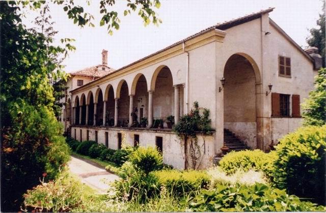 Antica Certosa di Valmanera sede del Museo degli Arazzi Scassa