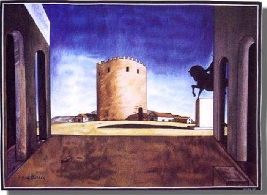 Musei degli Arazzi Scassa - De Chirico - Torre Rossa