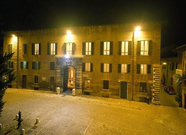 Palazzo Toschi e Mosca- Musei Civici di Pesaro
