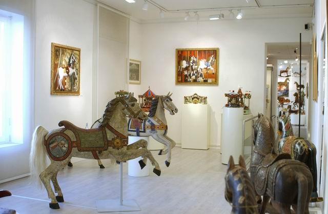 La Stanza di Tornese - Museo del Cavallo Giocattolo (Grandate - Como)
