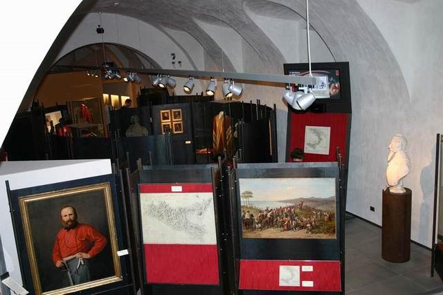 Museo Storico di Bergamo - Interno