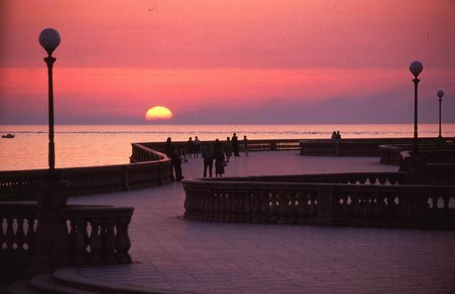 Terrazza (Foto Agenzia per il Turismo Costa degli Etruschi)
