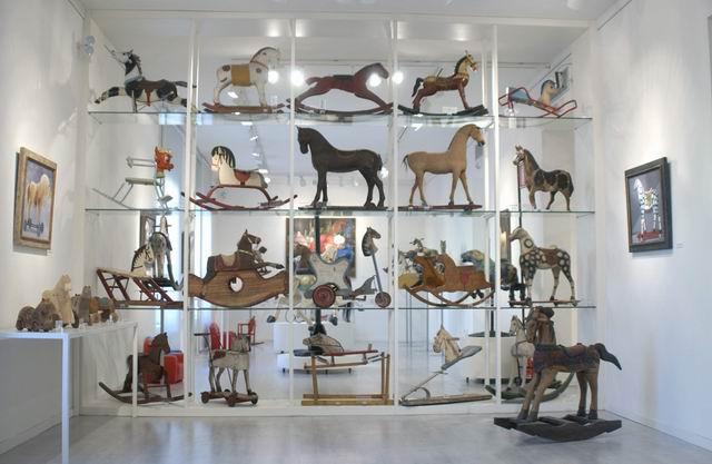 La Vetrina dei Desideri - Museo del Cavallo Giocattolo (Grandate - Como)