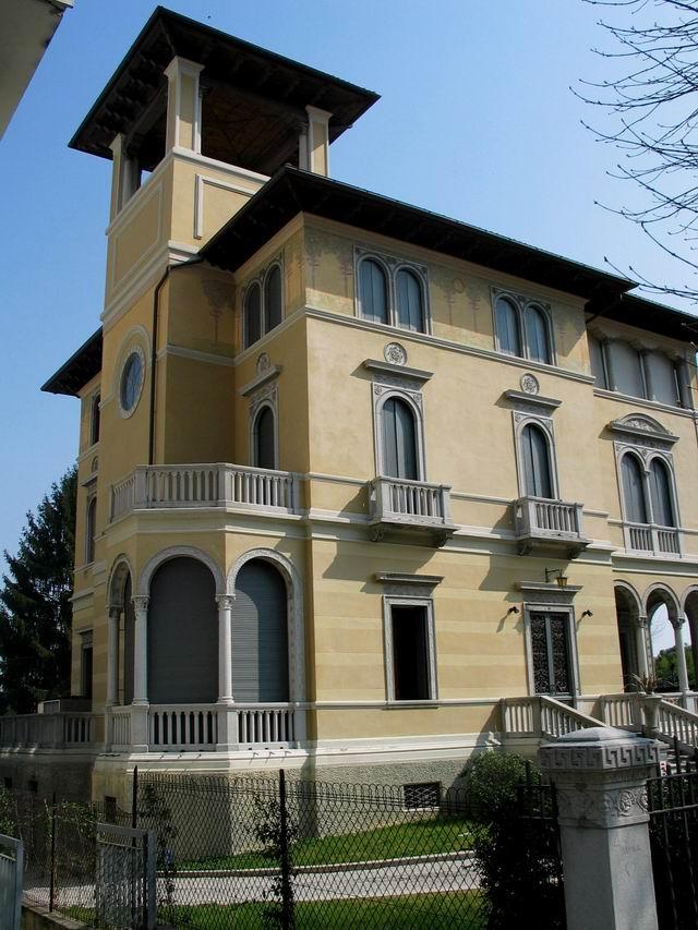 Villa Croze (Galleria Civica Vittorio Veneto - TV)