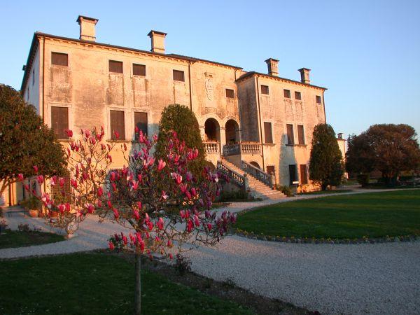 Villa Malinverni: esterno