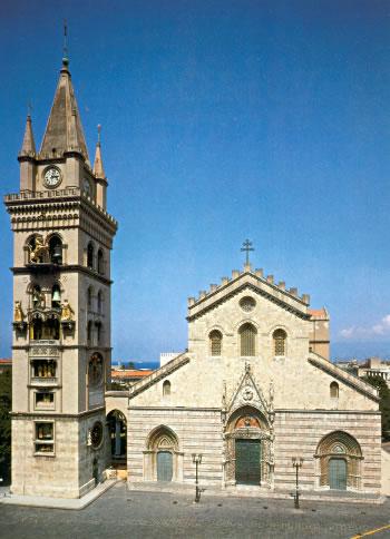 Facciata Duomo - AAST Messina