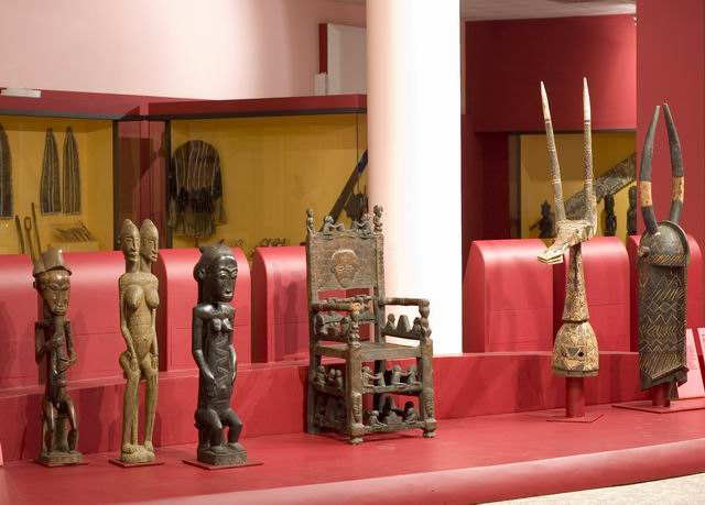 Vista del Museo Africano di Verona  - Copyright: Francesco Passarella / Museo Africano.