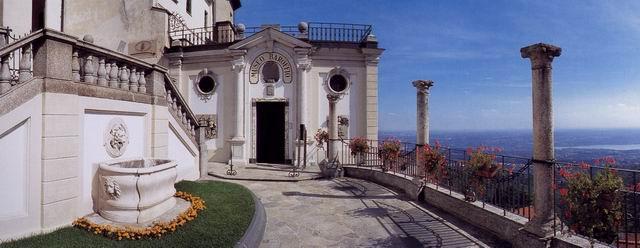Museo Baroffio del Sacro Monte - Facciata