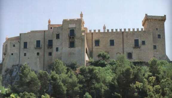 Castello di Carini - Per gentile concessione AAPIT di Palermo