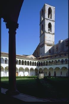 Perugia Chiostro San Domenico Per gentile concessione STT-IAT PERUGIA