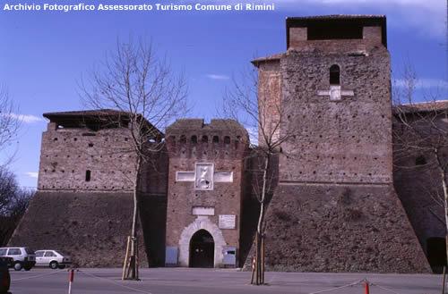 Castello Sismondo - Archivio Fotografico Assessorato Turismo Comune di Rimini
